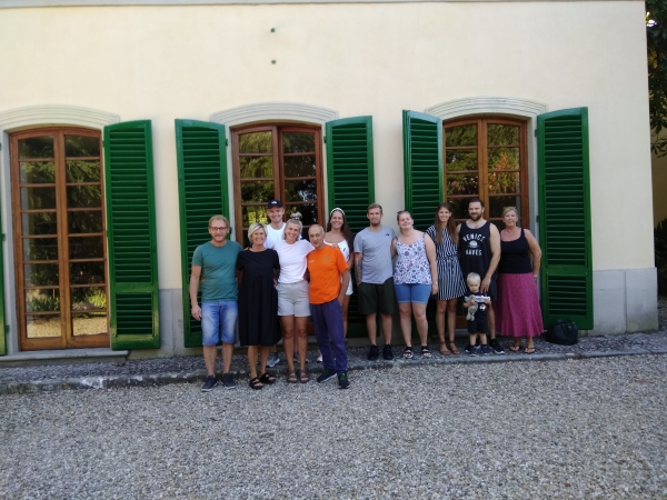 new big family from Danimarca , the Mollenberg