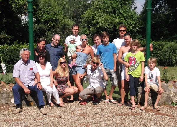 a big wonderful family : the Weihsinger from Austria