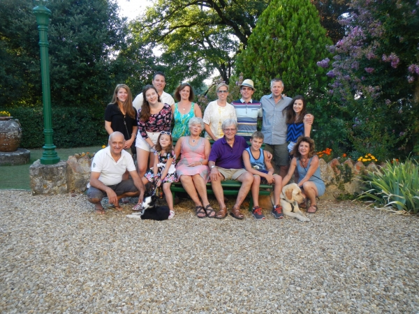 a big family : Quartuccio family